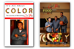 Books By Chef Rey